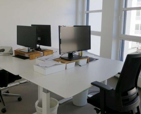 Beispielbüroraum
